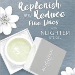 NWORLD NLIGHTEN EYE GEL for men/ wmonen
